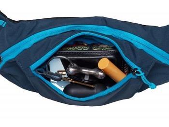 RuRuffwear Home Trail Hip Pack blue moon