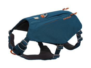 Ruffwear Switchbak Dog Harness blue moon